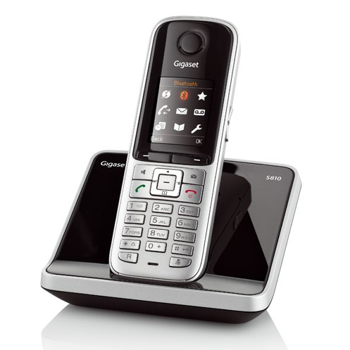 Siemens Gigaset S810 Phone And Base Station