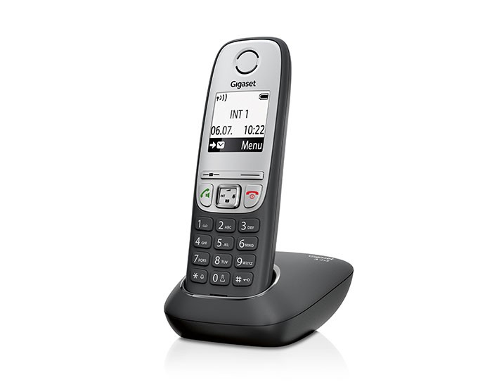siemens gigaset a415 cordless phone. Black Bedroom Furniture Sets. Home Design Ideas