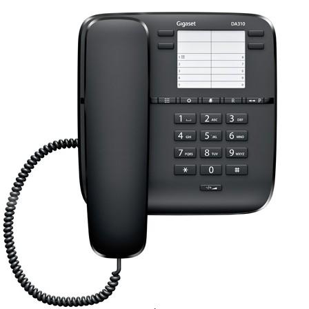 Siemens Gigaset Da310 Desktop Analogue Phone