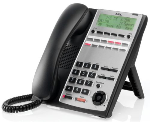 nec 12 button digital phone