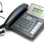 SELA SL-4137MHC headset phone combo
