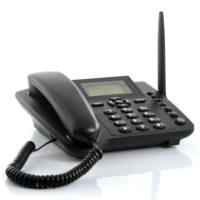 gsm wireless desktop phone