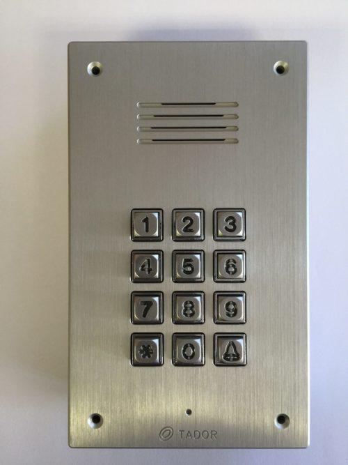 gate station multi button