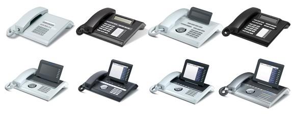 openstage phone range